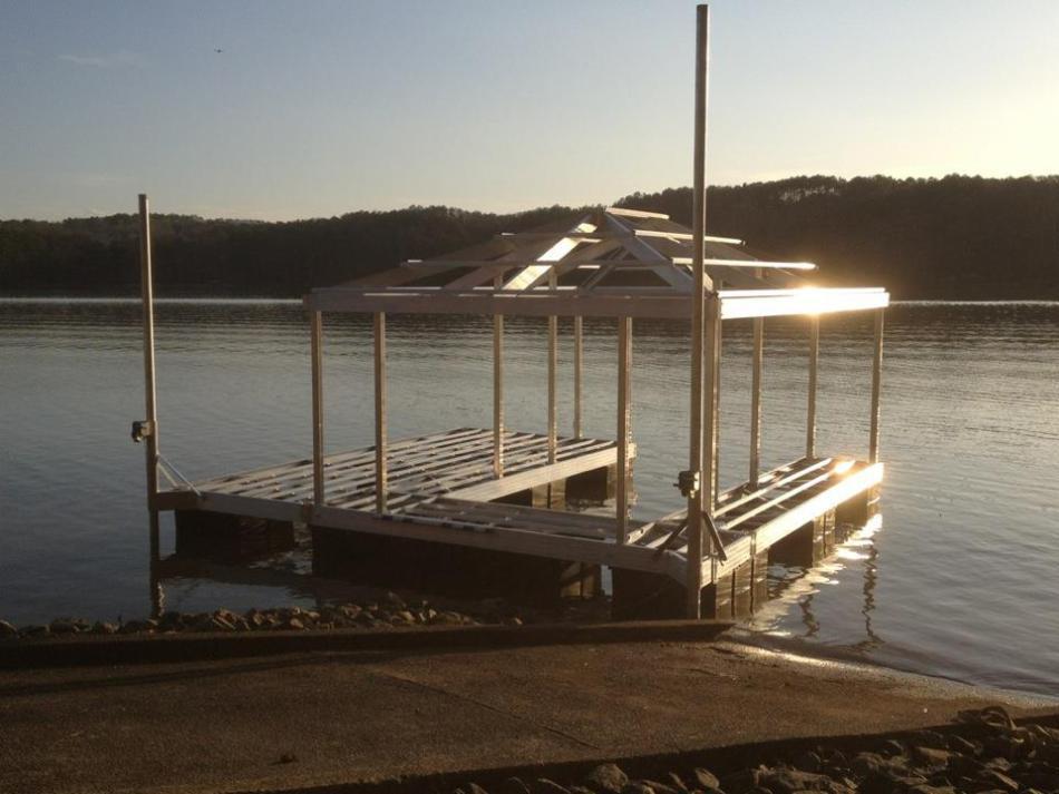 Aluminum Docks Important Factors That Affect Lake Dock Prices