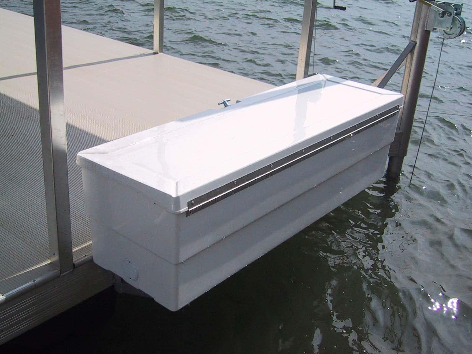 Boat Dock Box Fiberglass Dock Box