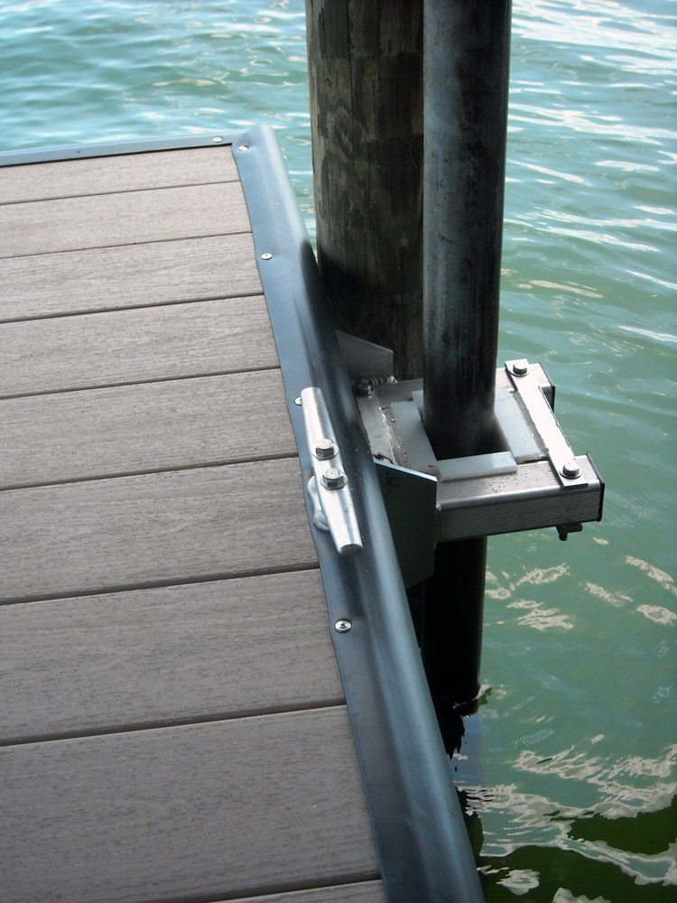 Dock Components Aluminum Dock Accessories Dock Options