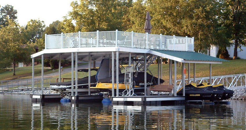 Five Reasons Why Aluminum Boat Docks Are the Best