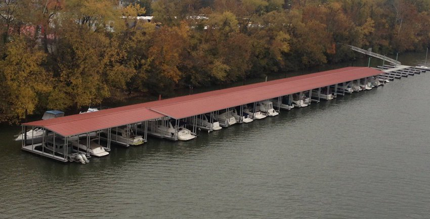 How To Pick a Boat Dock Anchoring System