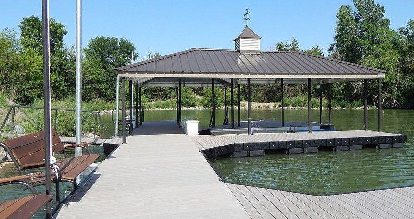 AridDek Dock Decking is a Beautiful, Low-Maintenance Option