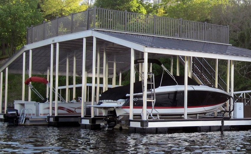 boat slip options