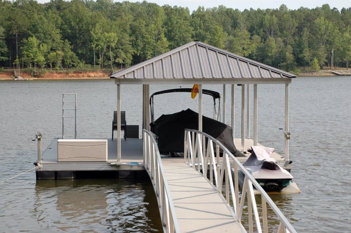 rowing dock systems