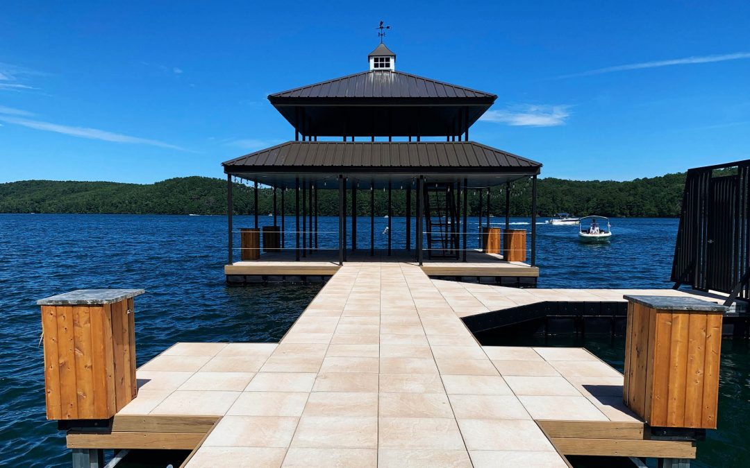 Lake Arrowhead Community Dock Project
